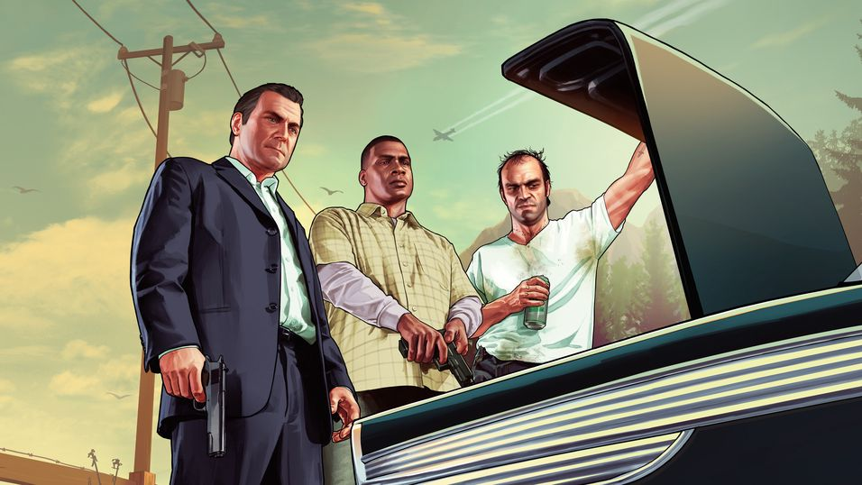 Grand Theft Auto V slippes til PlayStation 4 og Xbox One i november