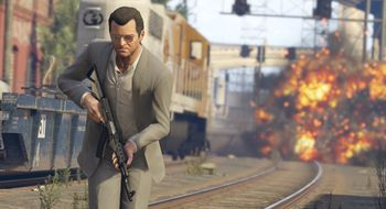 Grand Theft Auto V-lanseringen skapte kaos i piratmiljøet