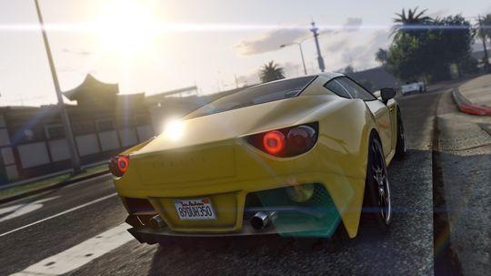 Grand Theft Auto V er et spill med mange kjernemekanikker.