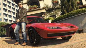 Dette bildet skal vise at Grand Theft Auto V ser bedre ut på de nye konsollene.