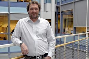 Håkon Myhre, kommunikasjonsrådgiver for NSB Persontog.
