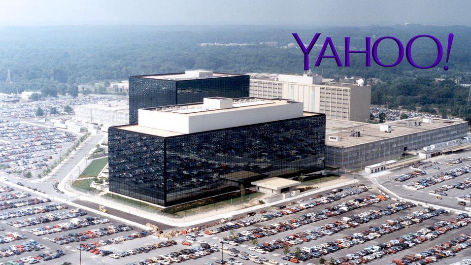 Yahoo truet med gigantbøter for å nekte å gi informasjon til NSA
