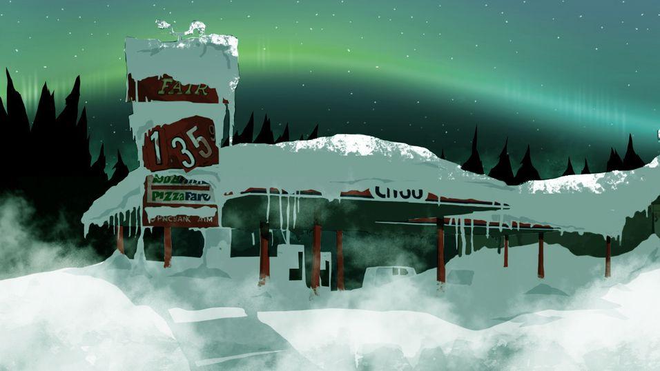 Morrowind-designer bryner seg på iskaldt overlevingsspel