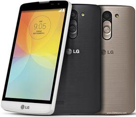 Slik ser LG L Bello ut.