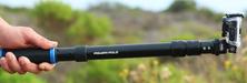 Denne armen gir GoPro-kameraet ditt mange timer med ekstra batteritid