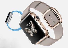 Dette er så langt det eneste i Apples sortiment som har en skjerm laget av kun safirglass. iPhone har så langt bare fått safirglass over fingeravtrykksknappen.
