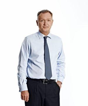 Carsten Dilling, administrende direktør i TDC.