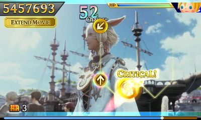 Theatrhythm: Final Fantasy Curtain Call
