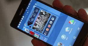 Test: Sony Xperia Z3