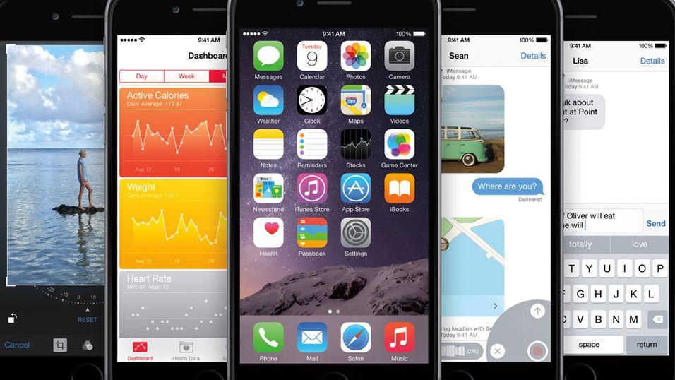 Bråstopp i iPhone-oppdateringene
