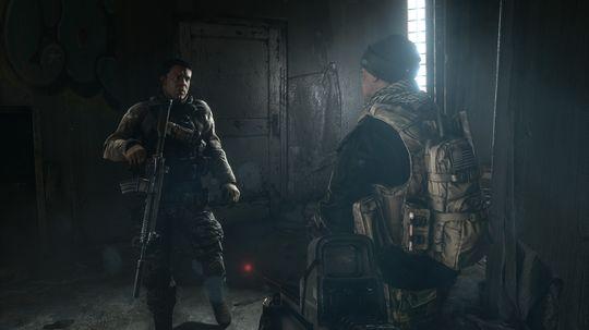 Grafikken i Battlefield 4 er unektelig ganske snasen.