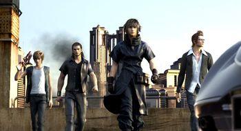 Du får prøvesmake Final Fantasy XV neste år