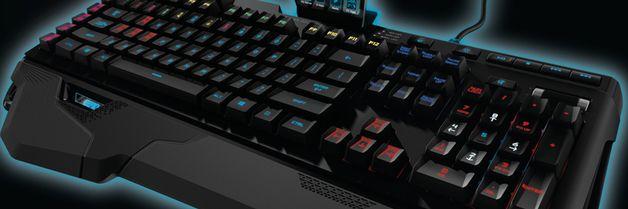 – Dette er verdens mest avanserte spilltastatur