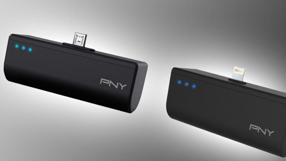 PNY lanserer hendig ekstrabatteri