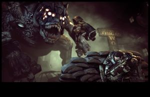 «Phobos» var en profilert Gears of War-spiller.