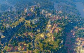 Kongeriket blir større enn nokon sinne i The Settlers: Kingdoms Of Anteria.