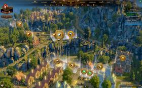 The Settlers: Kingdoms Of Anteria lovar betre kontroll over produksjonskjedane dine.
