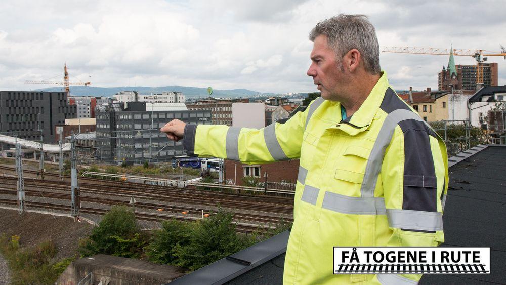 Jernbaneutstyret mangler 20 år med vedlikehold