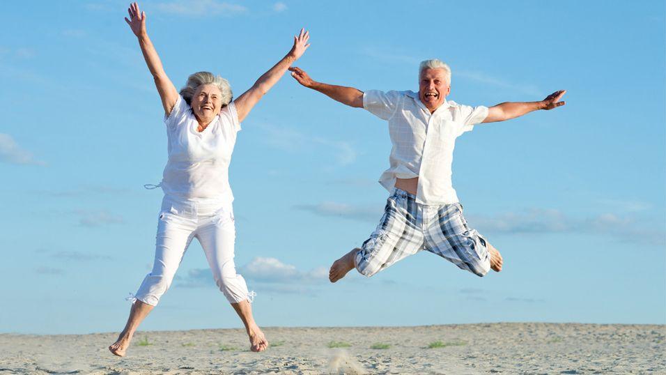 Lover milliondusør for en kur mot alderdom