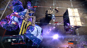 Jostein mener Destiny kanskje har den beste skytingen på konsoll noensinne. (bilde: Activision).