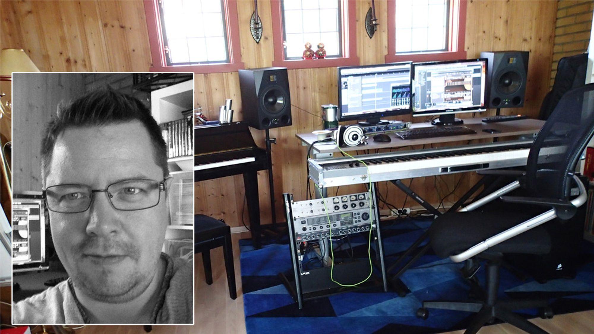 INTERVJU: Han lager musikken i de kritikerroste Blackwell-spillene