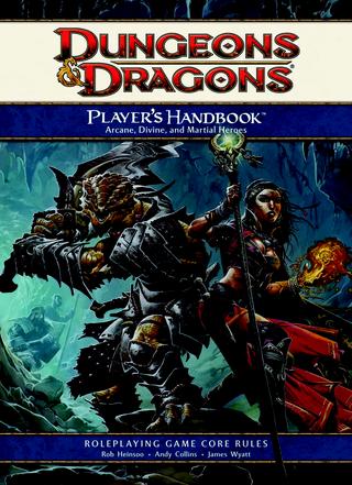 Fjerde utgave av Dungeons & Dragons hentet mye inspirasjon fra dataspill.