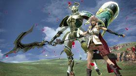 Vårt første glimt av Final Fantasy XIII på PC.