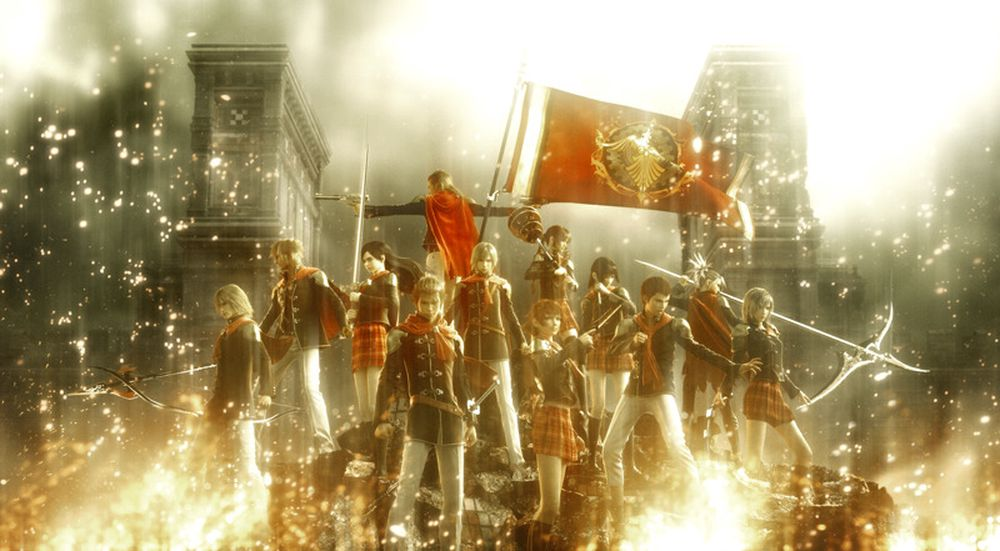 ANMELDELSE: Final Fantasy Type-0 HD