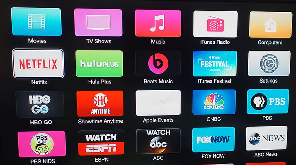 Nå kan Apple TV strømme musikk fra Beats Music