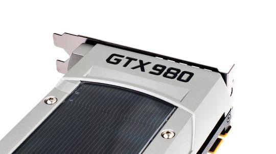 Nvidia GeForce GTX 980.