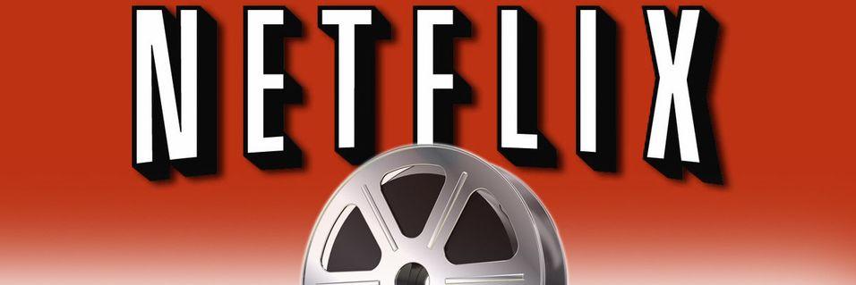 Netflix tar 20 prosent av nettet