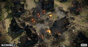 Spillets grafikkstil er tro mot forgjengerne. (bilde: Nival).