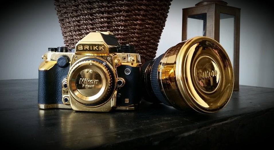 Dette Nikon Df-kameraet har du neppe råd til