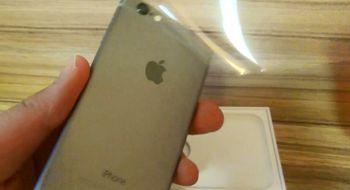 Vi pakker opp iPhone 6