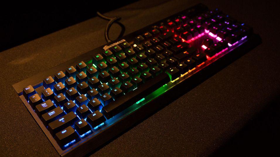 Cherrys fargesprakende tastaturbrytere har ankommet markedet