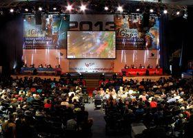 Fjorårets VM i e-sport ble holdt i Romania.