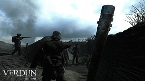 Hvis du vil spille i fargerike miljøer er ikke et spill om slaget om Verdun noe for deg.