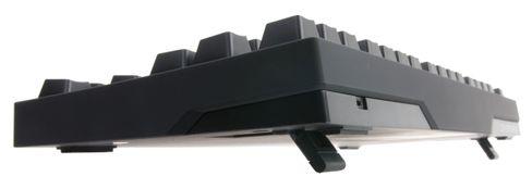 Tastaturet kan bli veldig høyt.