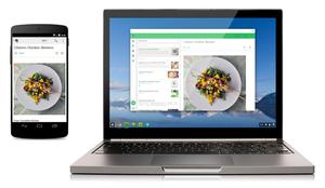 Du kan nå kjøre Android-apper både på Chrome OS-PC-er, og i Chrome-nettleseren på PC-er med andre operativsystemer.