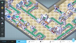 Grafikkstilen minner litt om Theme Hospital. (bilde: Twice Circled).