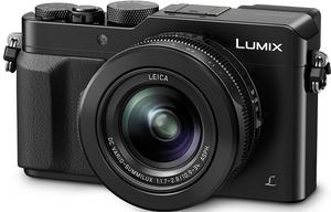 Entusiastkompakten LX100 kan bli din i dag.