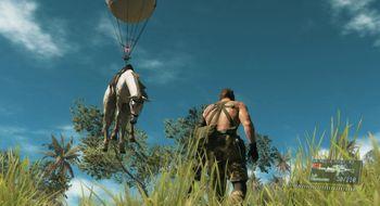 Metal Gear Solid V blir merkeligere og merkeligere