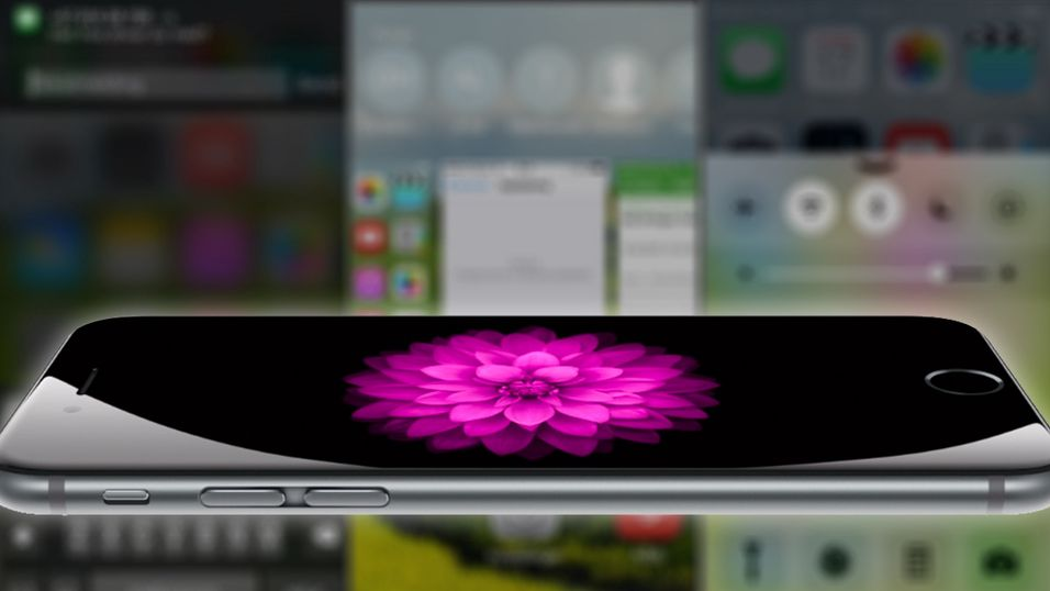 Apple jobber allerede med å fikse iOS 8-feil