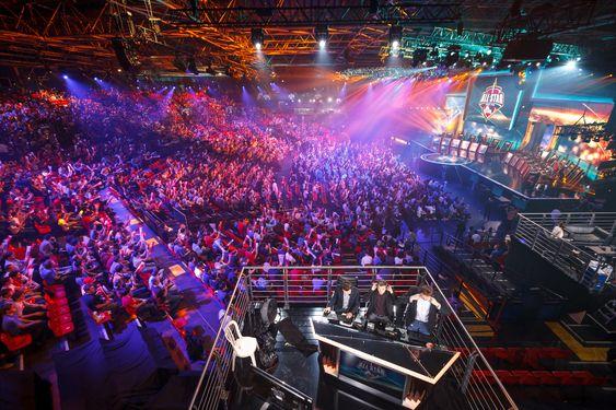 Verdens mest populære League of Legends-spillere møttes til dyst i Paris tidligere i år.