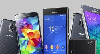 Dette er de mest populære mobiltelefonene nå