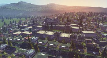 Kloakkfosser og veibygging i Cities: Skylines