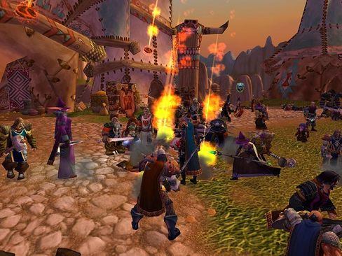 Onlinerollespill som World of Warcraft har nok skylden for at vanlige rollespill dalte i popularitet på 2000-tallet.
