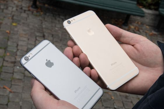 iPhone 6S og 6S Plus skal være omtrent like dagens modeller, men det er bare på utsiden. .
