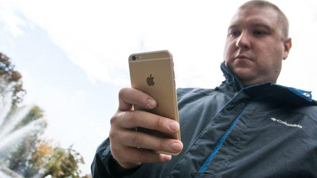 Ukjent feil rammer iPhone 6 Plus-kunder