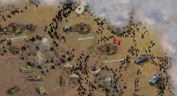 Led de allierte styrkene under D-dagen